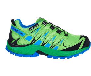 26cc9d5ccedc Buy Salomon XA Pro 3D CSWP K tonic green athletic green x union blue ...