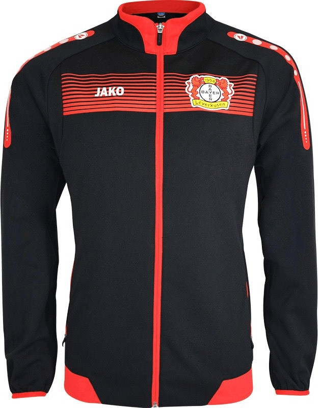 JAKO Bayer 04 Leverkusen Einlaufjacke 2016/2017