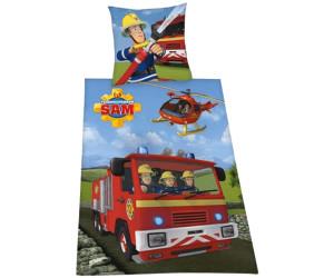 Herding Feuerwehrmann Sam Renforcé 80x80135x200cm Ab 2695