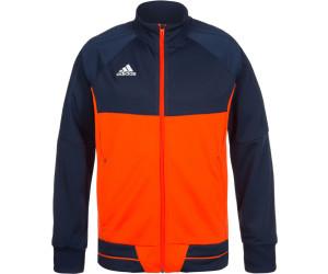 7221acb59 Buy Adidas Tiro 17 Training Jacket Youth navy/energy/white from ...