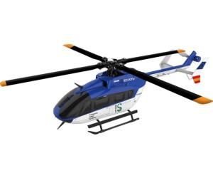 RC Hubschrauber Helikopter SC150 3D 6 Kanal LCD Steuerung 2.4 GHz