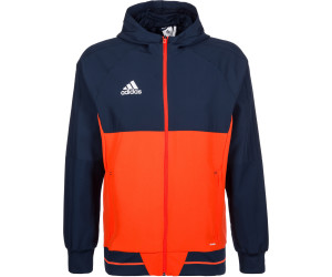 adidas | Melbourne | Tennisshirt Herren | türkis orange