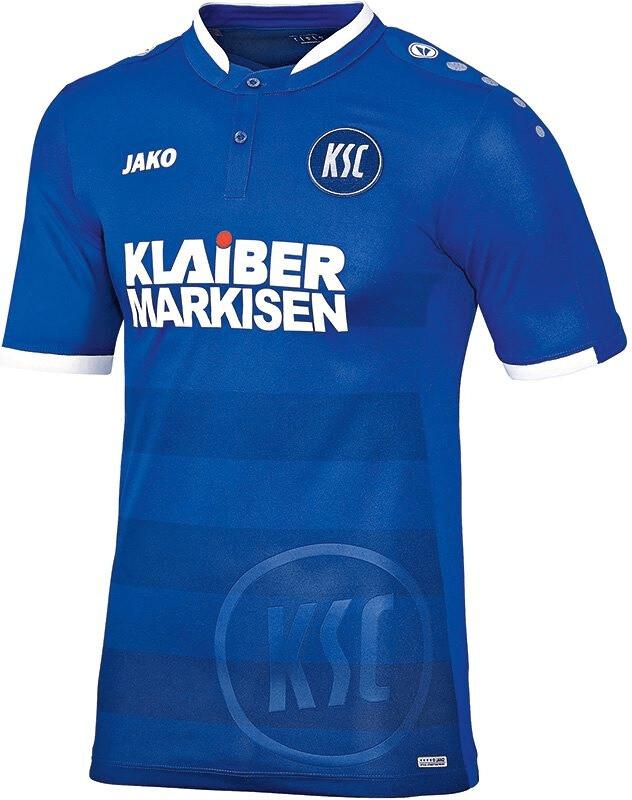 JAKO Karlsruher SC Home Trikot Kinder 2016/2017