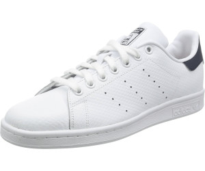 adidas Stan Smith, Baskets Basses Femme, Blanc (FTWR White/FTWR White/Collegiate Red), 36 EU