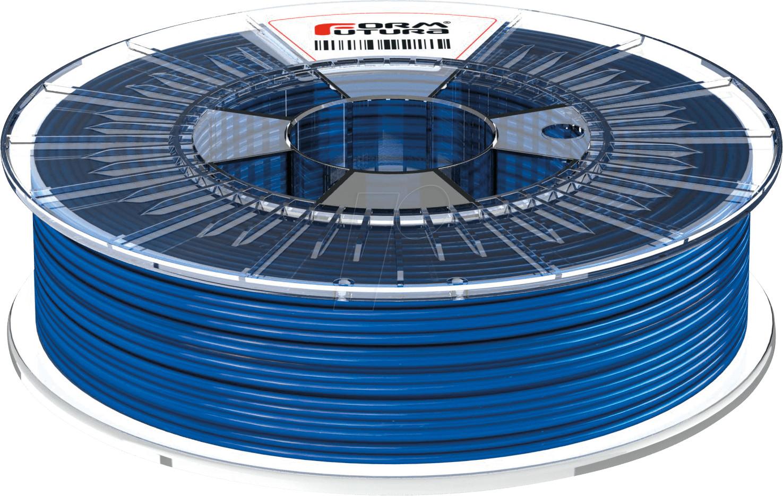 #Formfutura HDglass Blinded Dark Blue – 2,85 mm#