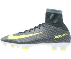 Nike Jr. Mercurial Superfly V CR7 FG Seaweed/hasta/white ...