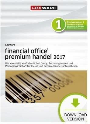 Lexware Financial Office 2017 Premium Handel (ESD)