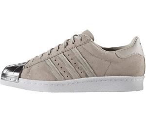 cheap for discount 4e8a0 c4b97 Adidas Superstar 80s W clear grey/clear grey/metallic silver ...