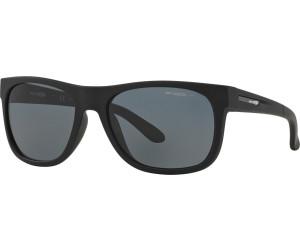 Arnette Herren Sonnenbrille »FIRE DRILL LITE AN4206«, schwarz, 447/81 - schwarz/grau