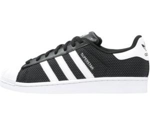 adidas originals Superstar Sneaker Schuh AQ8333, 37 1/3, white/core black/core black
