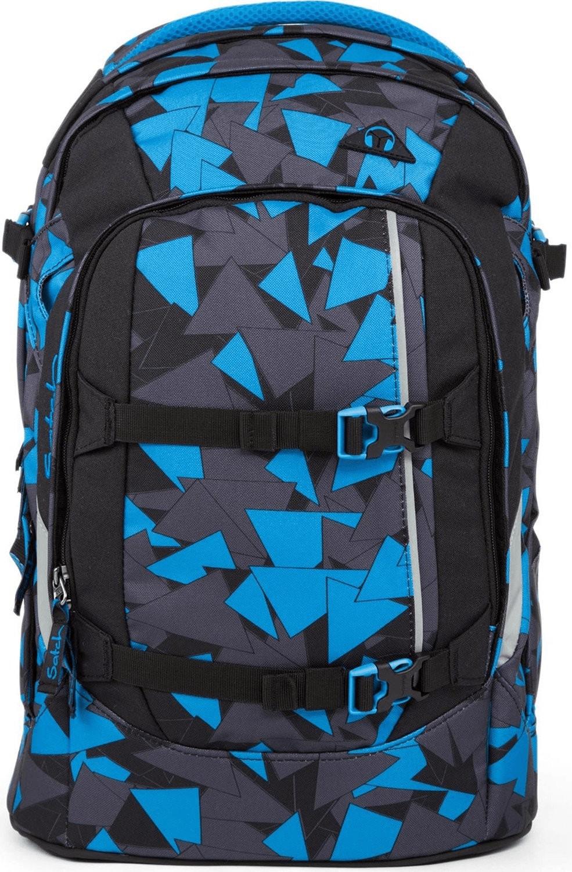 b3498156077c5 ergobag Satch Pack Blue Triangle ab 104