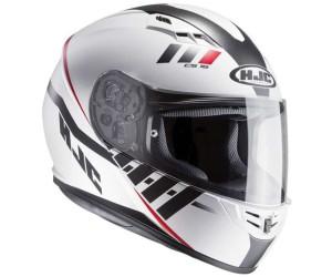 Nero//Oroange XS Casco moto HJC CS 15 FAREN MC7SF