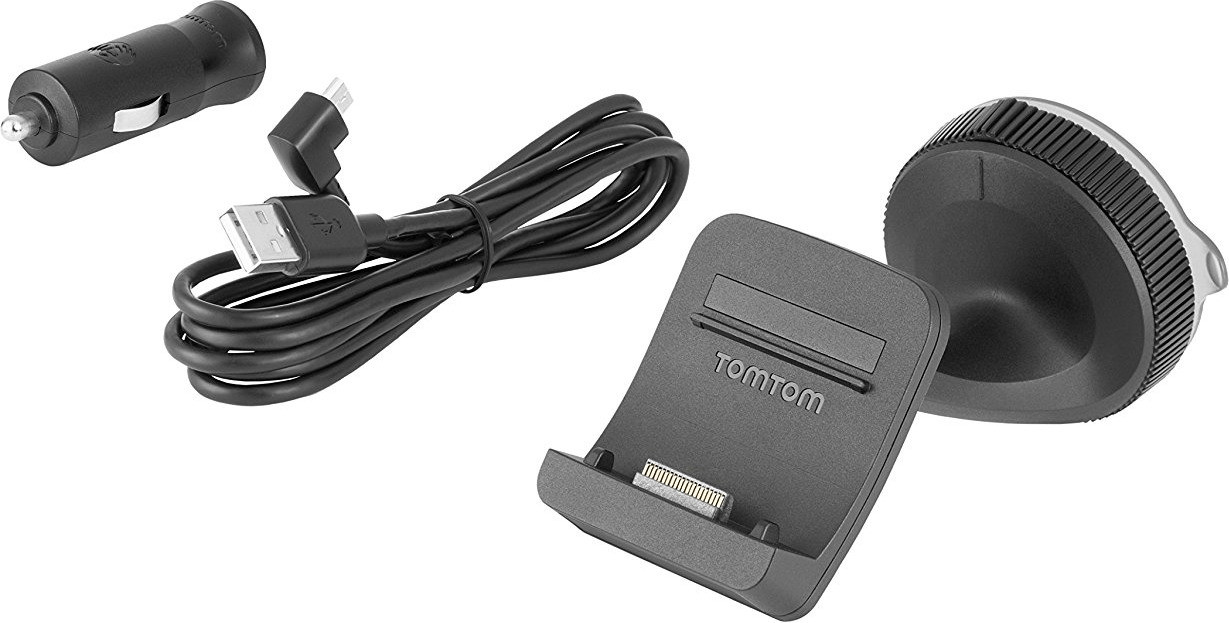 TomTom Aktiv-Magnethalterung und Ladegerät (9UUB.001.40)
