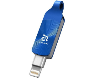 Image of Adam iKlips Duo+ 128GB blue