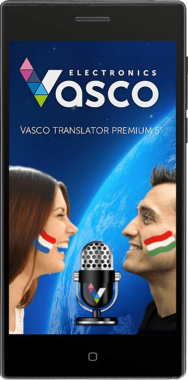 Vasco Translator PREMIUM 5´´