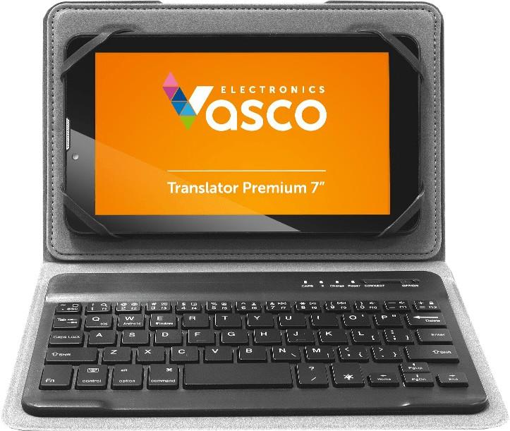 Vasco Translator PREMIUM 7´´ mit Tastatur