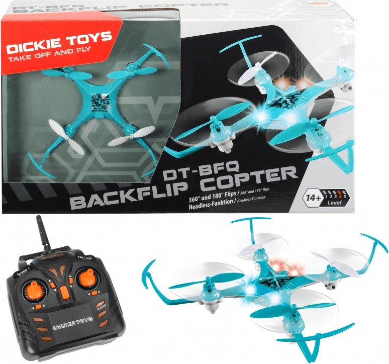 Dickie RC Backflip Quadrocopter (201119435)