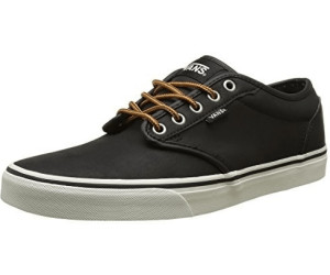 896ee1d8b7 Buy Vans M Atwood leather black marshmallow from £34.14 – Compare ...