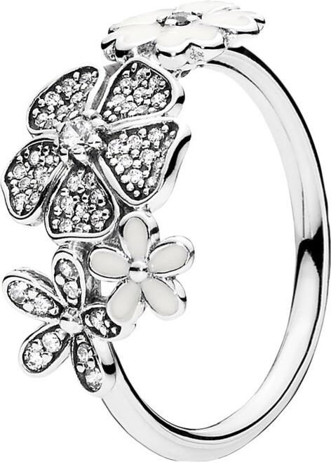 Pandora Blumen-Bouquet (190984CZ-60)