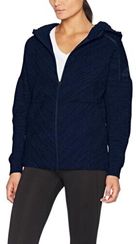 Adidas Sudadera Z.N.E. Travel Hoodie mujer navy blue