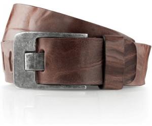 Bernd Götz Gürtel Ledergürtel Herrengürtel Echt Leder 4cm cognac Leather Belt