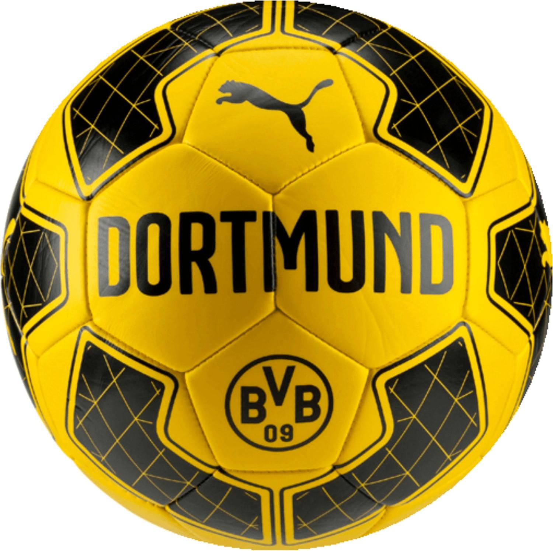 Puma BVB Fan Ball cyber yellow-black