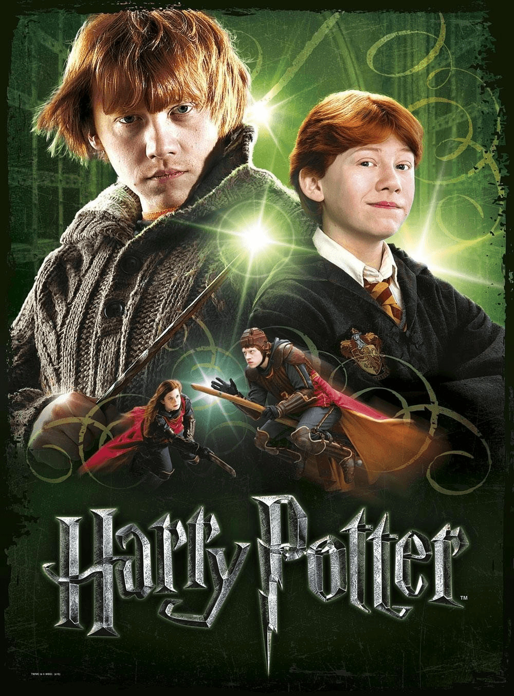 Wrebbit Poster-Puzzle Ron Weasley