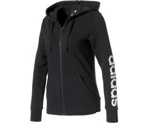 Adidas Essentials Linear Kapuzenjacke Frauen (S97076) ab 24,99 ... e63ed5aab9