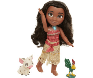 Buy Jakks Moana Singing And Friends Feature Doll 99551