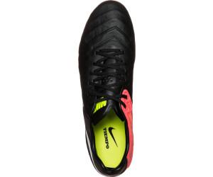 new products 30016 4b50c Nike Tiempo Legend VI SG-PRO black/white/hyper orange/volt ab € 94 ...