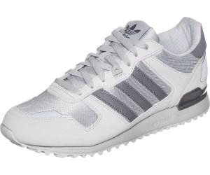 adidas Originals Damen ZX 700 Sneakers, Weiß (FTWR White/Clear Onix/Clear Pink), 43 1/3 EU