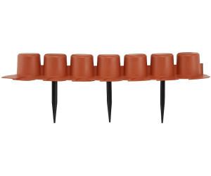 prosperplast palisade ipal7 braun ab 12 25. Black Bedroom Furniture Sets. Home Design Ideas