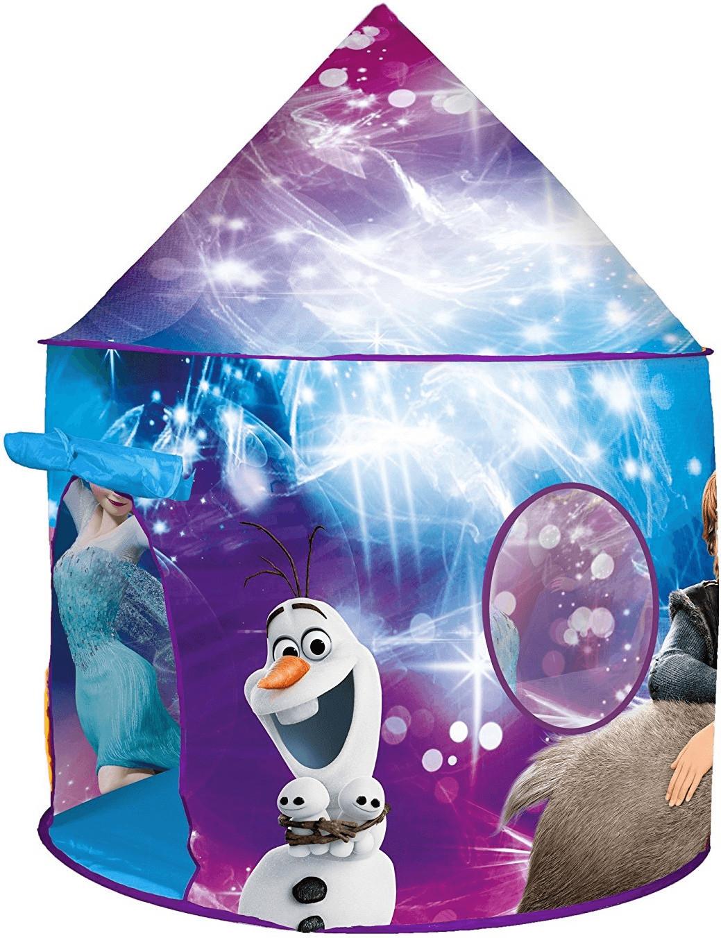 John Toys Die Eiskönigin mit Kristall-Licht