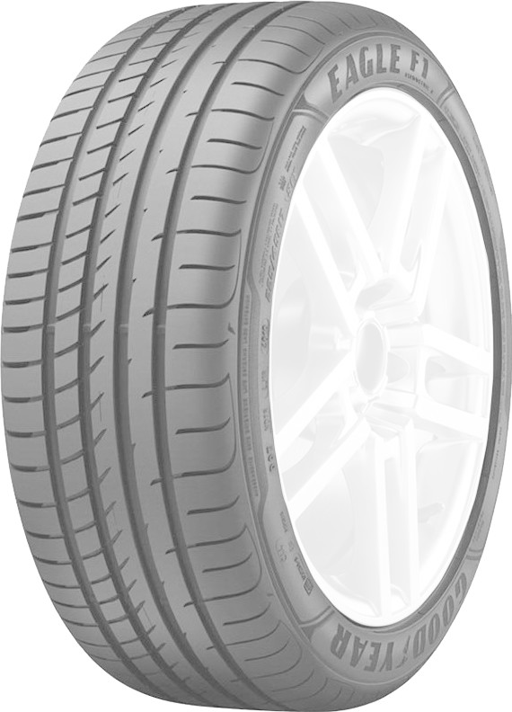 Goodyear Eagle F1 Asymmetric 3 275/35 R19 100Y MOE