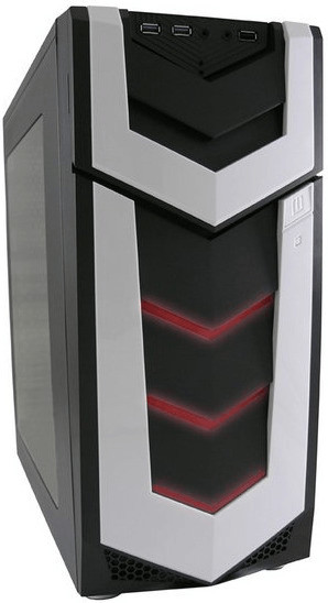 Image of LC Power Gaming 987B - Silent Slinger