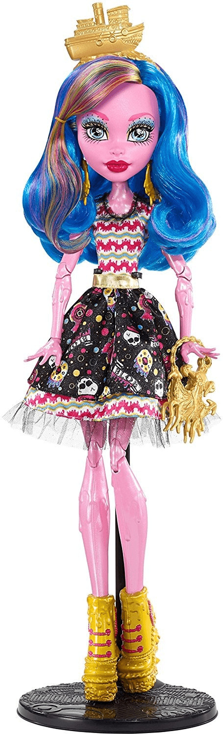 Monster High Gruselschiff Gooliope Jellington