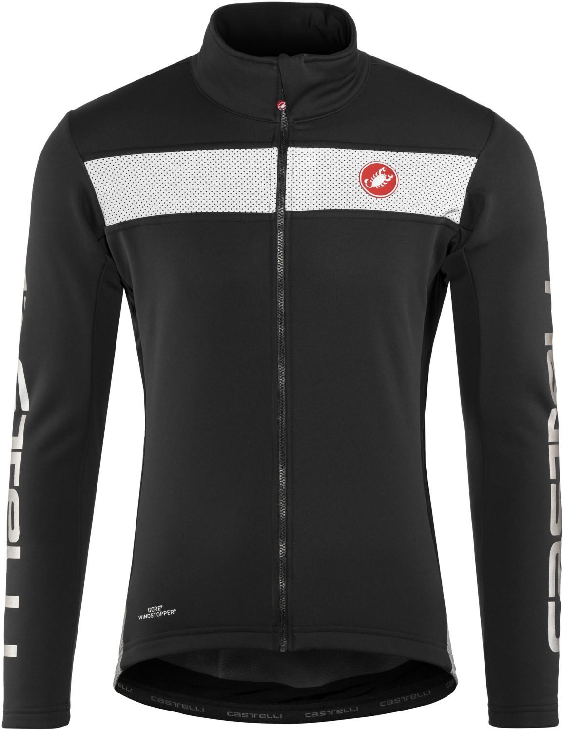 Castelli Raddoppia Jacket black