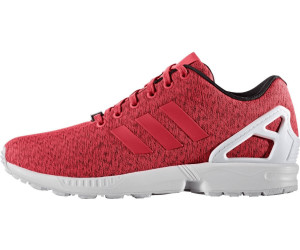 size 40 4b1a9 3cd98 Buy Adidas ZX Flux core black/shock red/white from £39.99 ...