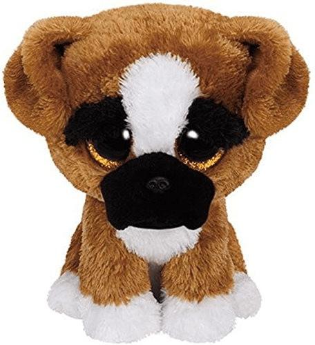 Ty Brutus Boxer Hund mit Glitzeraugen 15 cm
