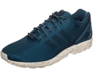 cbd72c638e4c Adidas ZX Flux tech steel utility blue chalk white ab 53