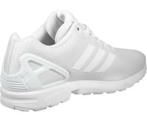 adidas ZX Flux, Unisex-Erwachsene Sneakers, Footwear White/Clear Grey, 44 EU