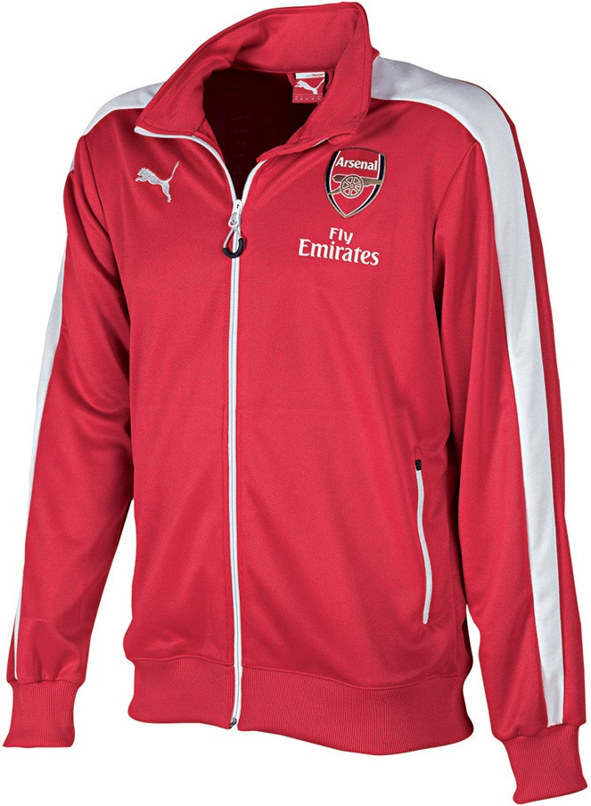 Puma FC Arsenal T7 Anthem Jacke