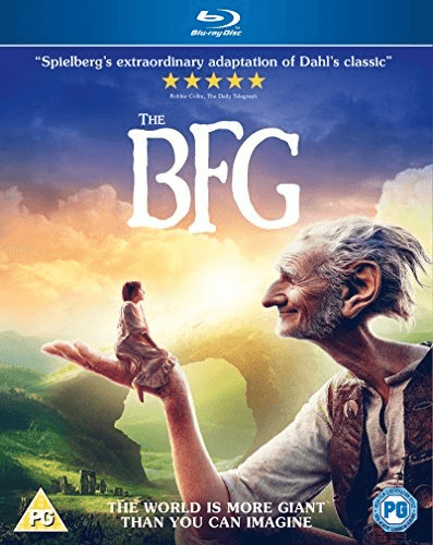 Image of The BFG [Blu-ray]