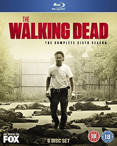 Image of The Walking Dead - Season 6 [Blu-ray] [2016]