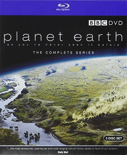 Image of Planet Earth: Complete BBC Series [Blu-ray]