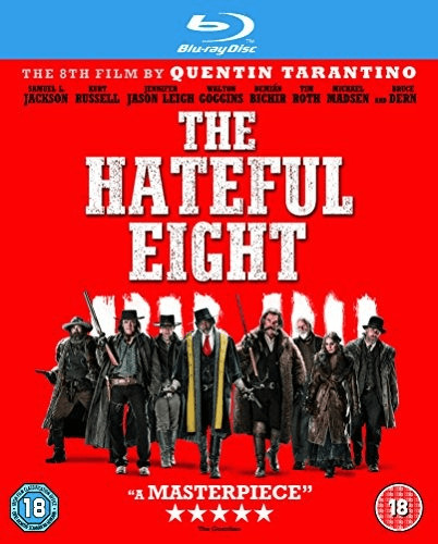 Image of The Hateful Eight [Blu-ray]