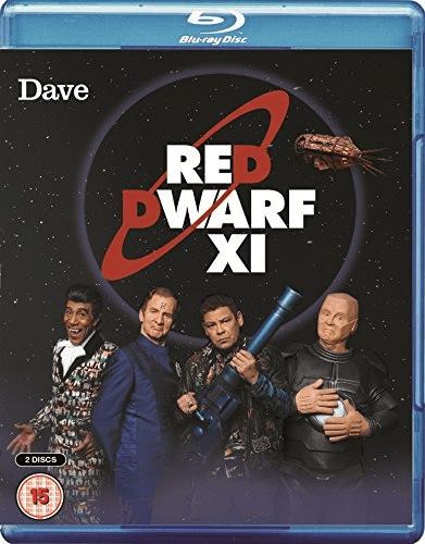 Image of Red Dwarf - Series XI [Blu-ray] [2016]