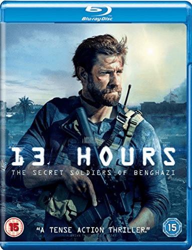 Image of 13 Hours [Blu-ray] [2016]