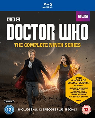 Image of Doctor Who - The Complete Series 9 [Blu-ray]