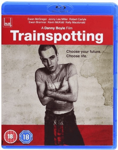 Image of Trainspotting: Ultimate Collector's Edition [Blu-ray] [1996]